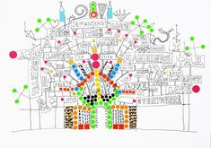 The Pavilion by Morag Myerscough and Luke Morgan: 1 тыс изображений найдено в Яндекс.Картинках