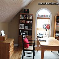 Home Office Organization Redo