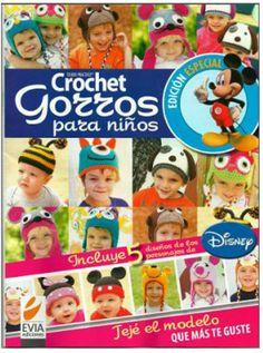 Revista para descargar  , muy buena con patrones y esquemas de gorros para niños