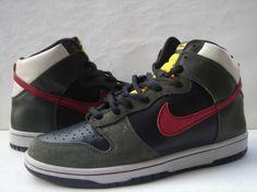 Nike Dunk High Premium SB Boba Fett