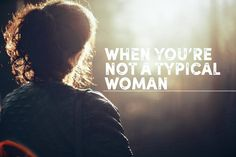 """""""That God made you a woman is an essential part of the story he is telling about…"""