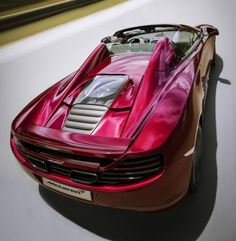 The 2013 McLaren MP4-12C Spider