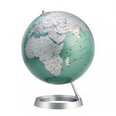 Globus Vision Mint - Mintgrün/Grau   Home24