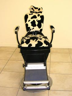 Barber Chairs Antique Vintage