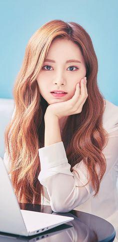 Tzuyu Wallpaper, Tzuyu Twice, Famous Girls, Beautiful Celebrities, Kpop Girls, Girl Group, Idol, Photoshoot, Nayeon