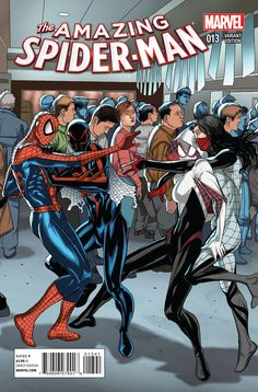 Amazing Spider-Man #13, la preview