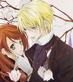Hakushaku To Yousei on Flickr - Photo Sharing! en We Heart It - http://weheartit.com/entry/2604606
