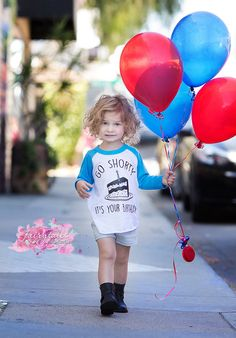 Birthday Shirt - Go Shorty Its Your Birthday Shirt - Toddler Birthday shirt- Birthday Raglan available in Pink, Blue, Red or Black