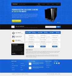Web Hosting Landing Page. http://www.serverpoint.com/
