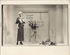 hess's department store couture - Google Search
