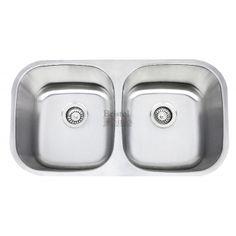 B805 Double Bowl