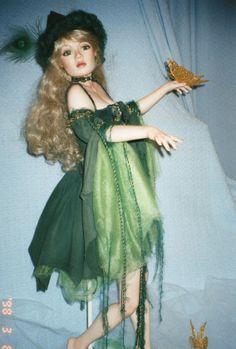 Porcelain fairy