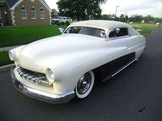1949 Mercury CUSTOM CHOP TOP