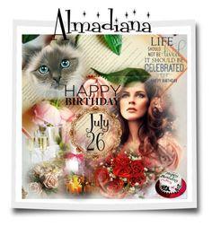 """Happy Birthday"" by fantasiegirl ❤ liked on Polyvore"
