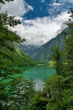 Koenigsee, Berchtesgadener Alpen - Germany