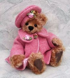 Love this Teddy Bear!