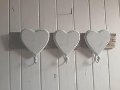 Heart coat hook