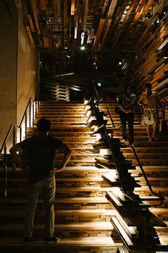 Hotel Hotel New Acton Stairs, Architecture, Home Decor, Arquitetura, Stairway, Decoration Home, Staircases, Room Decor, Ladders
