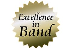 """EXCELLENCE IN BAND Gold Seals - 2"""" Pkg. of 60. Band Director, Music Awards, Seals, Gold Bands, Seal, Harbor Seal"""
