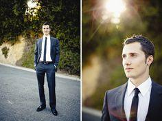 groom fashion - i like but is it too simple?