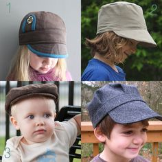 childrens hats and caps