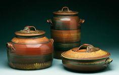 FunctionalPottery(New)html including 8 quart casserole. robertcrystalpottery.com