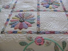 Sherry's Quilting Studio: April 2012 Dresden Plate