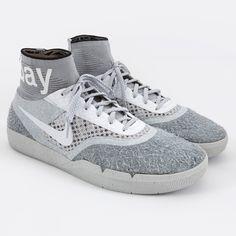 best service f8575 94bb9 Soulland x Nike SB Hyperfeel Koston 3 QS - Ivory White Wolf Grey