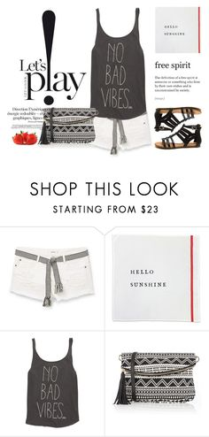 """""""Get The Look: Weekend Style Under $150"""" by idocoffee ❤ liked on Polyvore featuring MANGO, Sugarboo Designs, Billabong and Oasis"""