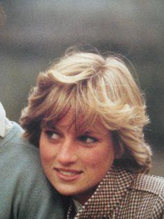 August 19, 1981: Prince Charles Princess Diana honeymooning at Balmoral, Scotland.