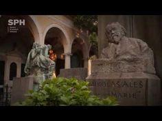 Slavní pohřbení na pražských hřbitovech - YouTube