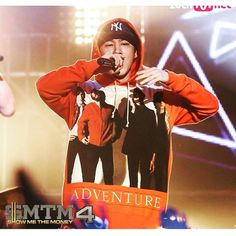 HanBin ...  He was just too awesome!