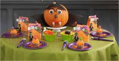 Halloween Tablescape | Polyform Products Company