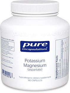 Pure Encapsulations - Magnesium (Citrate/Malate) - Hypoallergenic Supplement Supports Nutrient Utilization and Physiological Functions* - 180 Capsules - Health and Personal Care Product Search Calcium Supplements, Calcium Magnesium, Calcium Citrate, Nutritional Supplements, Magnesium Citrate Benefits, High Calcium, Pure Encapsulations, Low Stomach Acid, Magnesium Glycinate