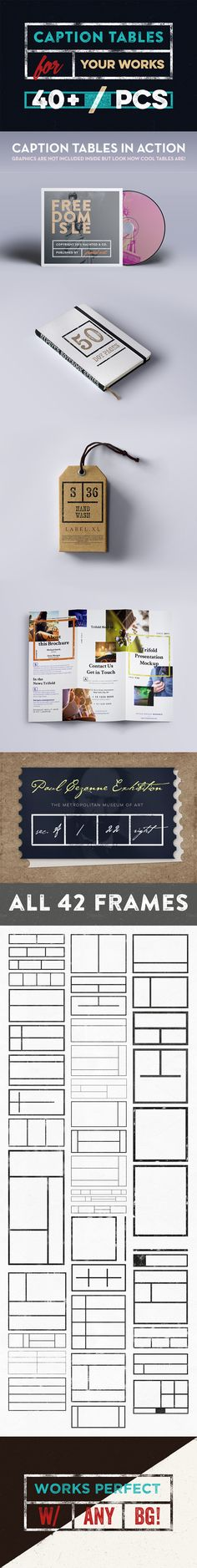http://crtv.mk/g07Yq Add pressed caption badges to your designs quickly! Available on @creativemarket