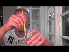 Wayne Goss   HOW TO   CLEAN YOUR MAKEUP BRUSHES IN 60 SECONDS!!!!