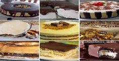 As 12 Receitas de Sobremesas Geladas são deliciosas, práticas e muito refrescantes. Escolha uma ou várias receitas e experimente. Com certeza, quem provar,