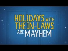 Allstate Mayhem Commercials: Holiday with the In-Laws
