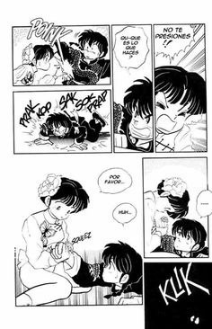Manga 4, parte 1. No soltaré tus manos.