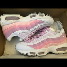 Powder pink air max 95 Limited edition, never worn Nike Shoes Athletic Shoes