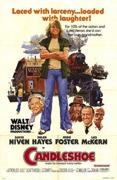 Candleshoe (1977) (Disney)