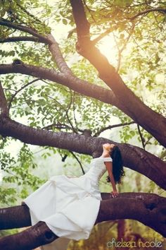 Let us help you plan a special photo shoot to trash YOUR dress...the latest trend in weddings! | http://www.PerfectDayWeddingPlanners.com