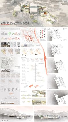 Myongji University School of Architecture Presentation Board Design, Presentation Styles, Architecture Presentation Board, Project Presentation, Architectural Presentation, Architectural Models, Architectural Drawings, Poster Architecture, Architecture Board