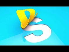 Cinema 4D Tutorial - Rotate Text Animation - YouTube