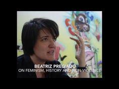 Beatriz Preciado - question from audience - YouTube