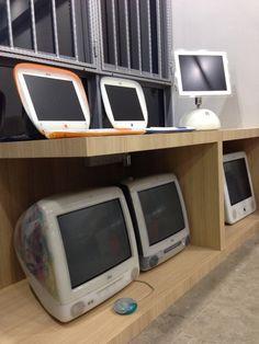 iMac G4, eMac and iBook G3