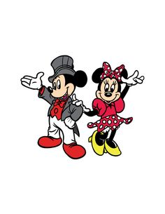 This a design of the famous Disney characters Mickey and Minnie Mouse I did using Adobe Illustrator.
