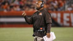 5 things to know from Hue Jackson's post-Bears telecoference