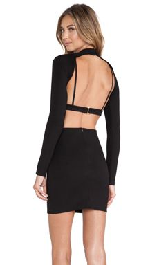 NBD Hold It Dress in Black | REVOLVE