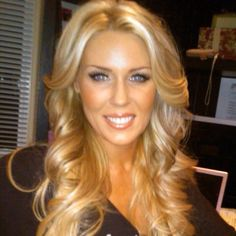 Gretchen Rossi. She has the best hair!!